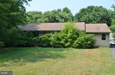 Stevensville Single Family Home Active Under Contract: 112 Carolina Road