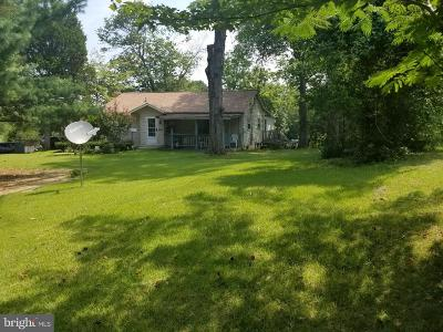 Fairfax County Single Family Home For Sale: 4113 Braddock Road