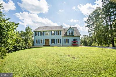 Spotsylvania Single Family Home For Sale: 6300 Grace Hill