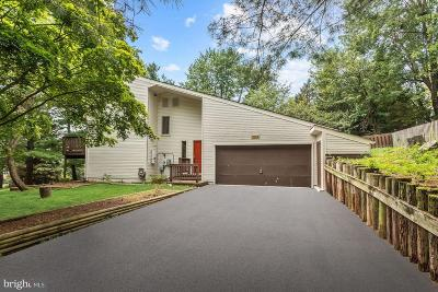 New Market Single Family Home Under Contract: 7102 Saddle Road