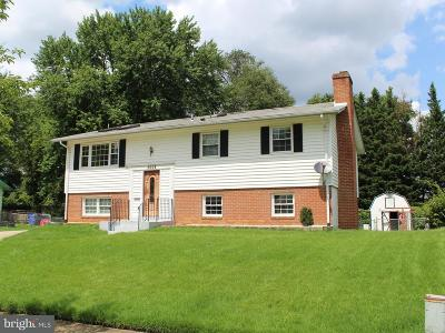 College Park MD Single Family Home For Sale: $359,755