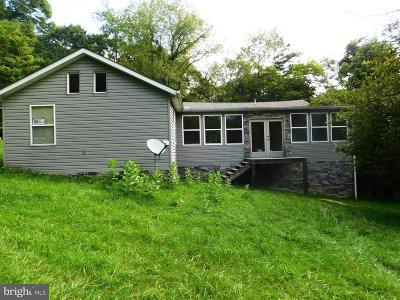 Oldtown Single Family Home For Sale: 13000 Cresap Mill Road