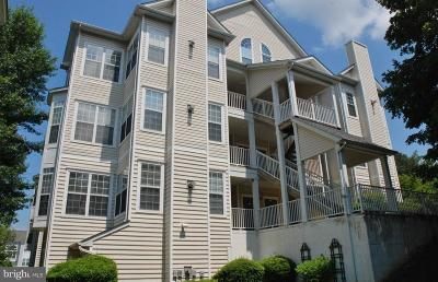 Montgomery Village Condo For Sale: 9800 Feathertree Terrace #A