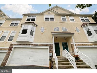 Downingtown Townhouse For Sale: 2710 Shelburne Road