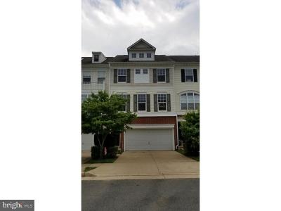Manassas Townhouse For Sale: 8185 Cobble Pond Way