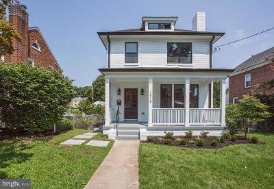 Michigan Park Single Family Home For Sale: 1816 Varnum Street NE