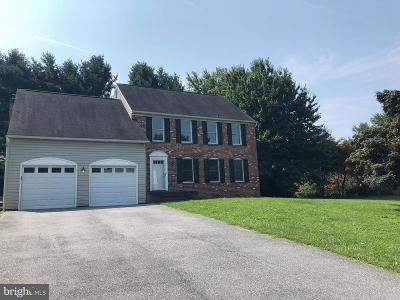 Ellicott City MD Single Family Home For Sale: $548,000