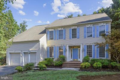 Annapolis Single Family Home For Sale: 5 Cornerstone Drive