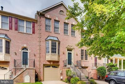 Lutherville Timonium Townhouse For Sale: 675 Budleigh Circle