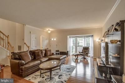 Centreville Townhouse For Sale: 14302 Stonewater Court