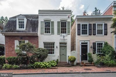Single Family Home For Sale: 1620 32nd Street NW