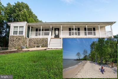 Calvert County Single Family Home For Sale: 4015 Cassell Boulevard