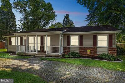 Saint Marys County Single Family Home For Sale: 29754 Marshall Road
