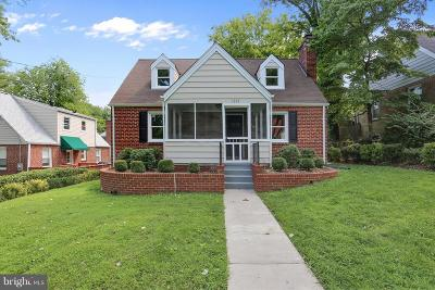 Silver Spring Single Family Home For Sale: 1805 Everest Street