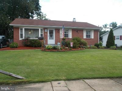 Edgewood Single Family Home For Sale: 1909 Harewood Road