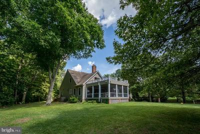 Calvert County, Saint Marys County Single Family Home For Sale: 17183 Point Lookout Road