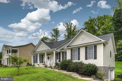 King George County Single Family Home Active Under Contract: 26 Compass Court