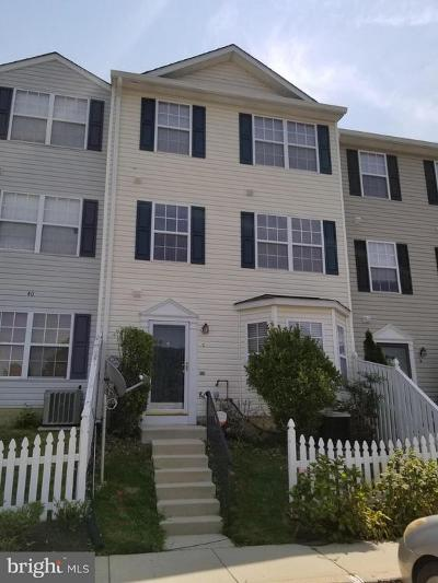 Annapolis Townhouse For Sale: 40 Amberstone Court