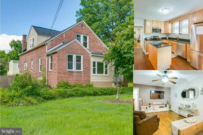Baltimore Single Family Home For Sale: 2126 Turkey Point Road