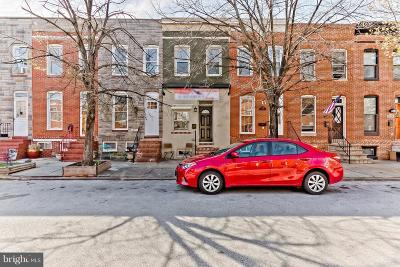 Locus Point, Locust Point, Locust Point/Silo Point Townhouse For Sale: 1434 Andre Street