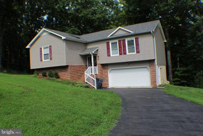 Stafford Single Family Home For Sale: 2 Cove Court