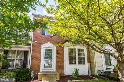 Howard County Townhouse For Sale: 6107 Starburn Path