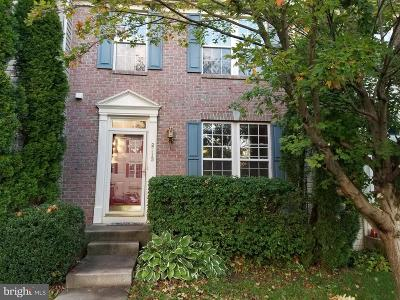 Howard County Townhouse For Sale: 2113 Bexley Drive