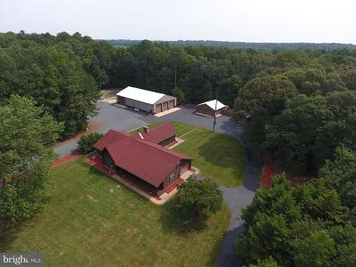Laurel Single Family Home For Sale: 30259 Fire Tower Road