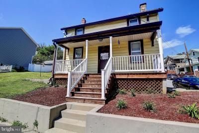 Frederick County Single Family Home For Sale: 301 B Street