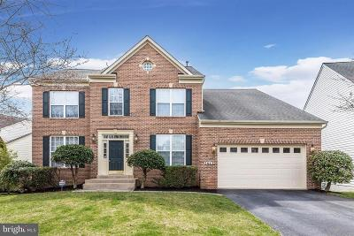 Villages Of Urbana Single Family Home For Sale: 3643 Byron Place