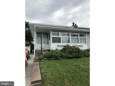 Ridley Park Single Family Home For Sale: 261 Hoffman Road