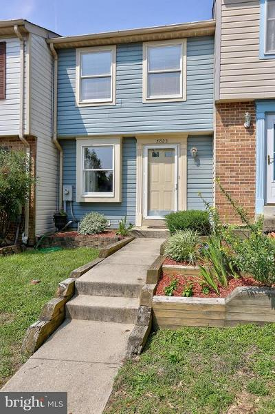 Howard County Townhouse For Sale: 5823 Rowanberry Drive #2E