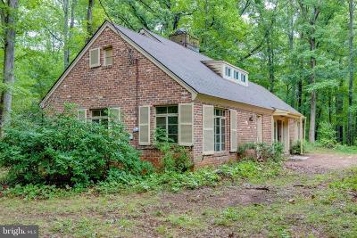 Fauquier County Single Family Home For Sale: 6655 Beach Road