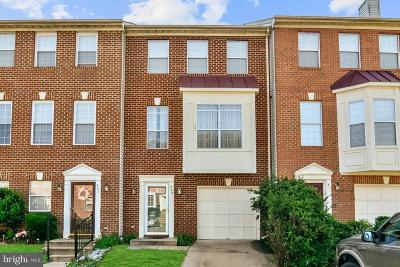 Stafford County Townhouse For Sale: 309 Dundee Place