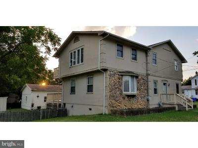 Cherry Hill Single Family Home For Sale: 310 Burnt Mill Road