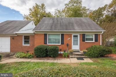 Dale City Single Family Home For Sale: 3587 Forestdale Avenue