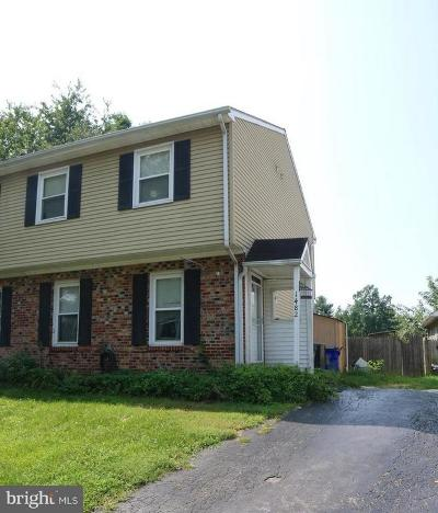 Frederick County Single Family Home Active Under Contract: 1482 Key Parkway