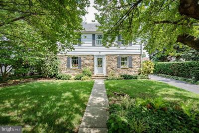 Baltimore Single Family Home For Sale: 5503 Boxhill Lane