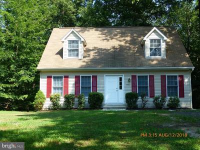 Calvert County Single Family Home For Sale: 1136 Golden West Way