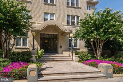Washington Condo For Sale: 1619 R Street NW #LL1