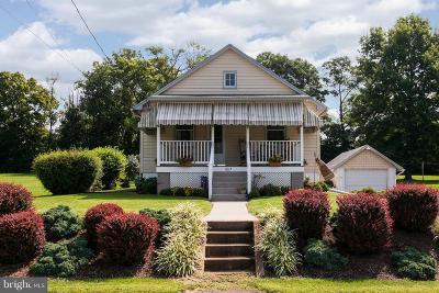 Middletown Single Family Home Under Contract: 8317 Myersville Road