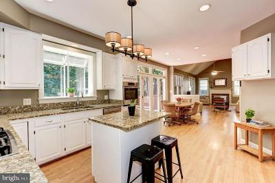 Bethesda, Chevy Chase Single Family Home For Sale: 6808 Rannoch Road