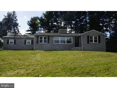 Coatesville Single Family Home For Sale: 122 Mount Airy Road