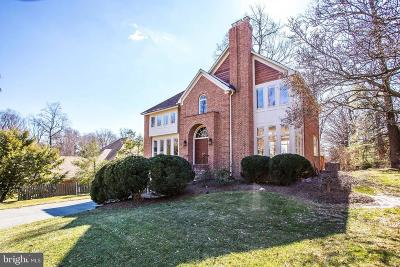 Bethesda, Chevy Chase Single Family Home For Sale: 8104 Tomlinson Avenue
