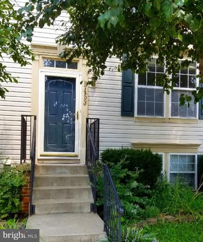 Frederick Townhouse For Sale: 5453 Lyndale Way