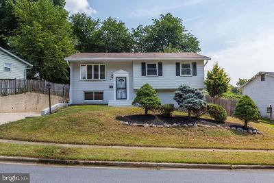 Single Family Home For Sale: 6803 Hastings Drive