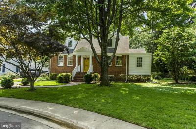 Falls Church Single Family Home For Sale: 411 Midvale Street