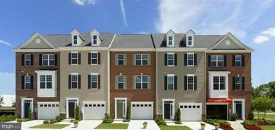 Owings Mills Townhouse Under Contract: 9649 Eaves Drive