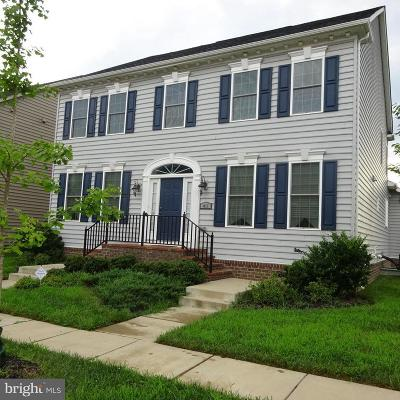 Upper Marlboro Single Family Home Active Under Contract: 411 Esmond Place