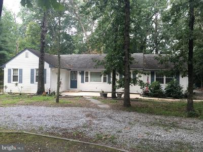 Medford Twp Single Family Home For Sale: 276 Hopewell Road